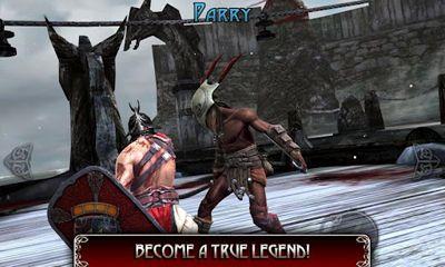 Action Blood & Glory: Legend für das Smartphone