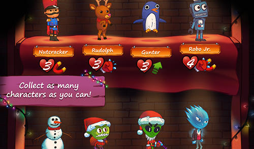 The Christmas journey gold Screenshot