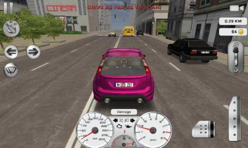 Fahrsimulatoren Real driving 3D auf Deutsch