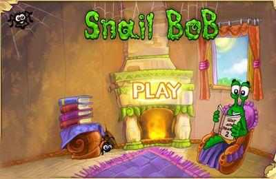 logo Bob die Schnecke