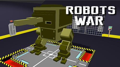 Robots war online captura de tela 1