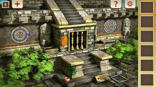Abenteuer-Spiele World wonders escape für das Smartphone