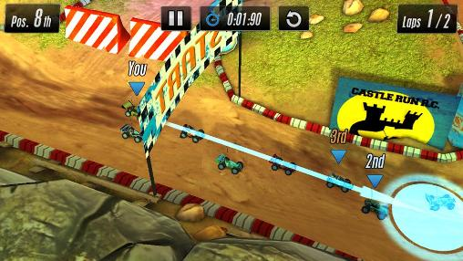 Touch racing 2 for Android