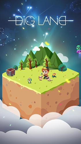 Dig land Screenshot