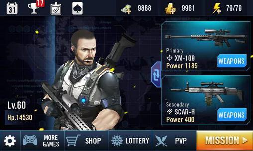 Elite killer: SWAT screenshot 4