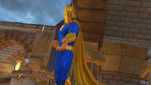 DC comics: Legends скріншот 1