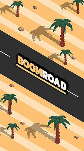 Boom road: 3d drive and shoot Symbol