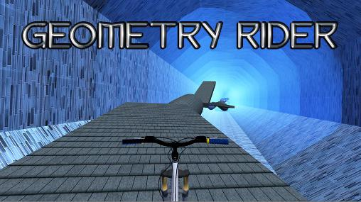 Geometry rider Screenshot