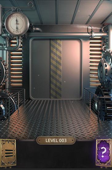 Recherche des objets 100 doors challenge en français