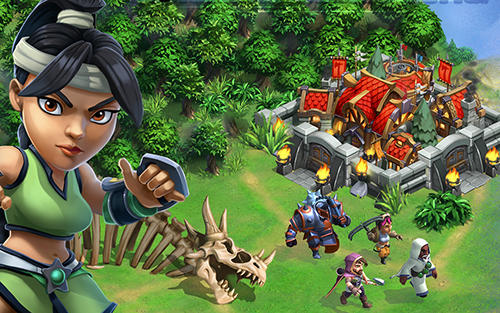 Dragonstone: Guilds and heroes für Android