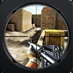 FPS : Commando gun shooting icône