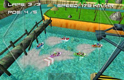 Boat Rush ( 3D Racing Games ) in English