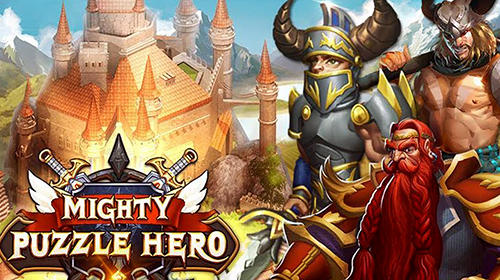 Mighty puzzle heroes Screenshot