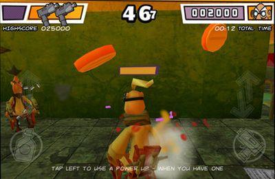 Multiplayerspiele: Lade Rollstuhl-Krieger - 3D Kampfarena auf dein Handy herunter