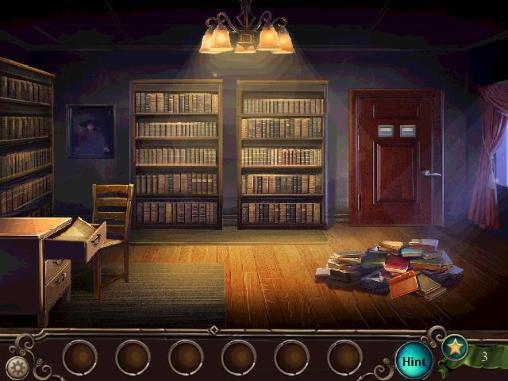 Abenteuer-Spiele Adventure escape: Time library für das Smartphone
