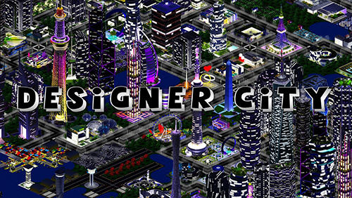 Designer city: Building game captura de pantalla 1