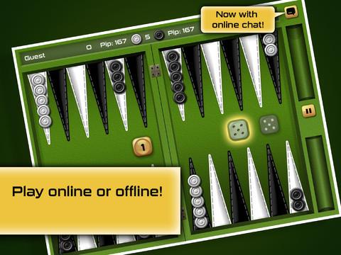 Brettspiele Backgammon Gold Premium auf Deutsch