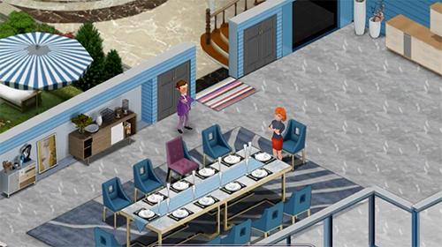 Arcade Sweet house für das Smartphone