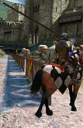 Ungewöhnliche Rival knights auf Deutsch