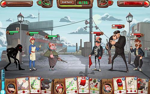 Strategie RPG Mafioso: Gangster paradise auf Deutsch