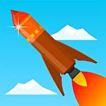 Rocket sky Symbol