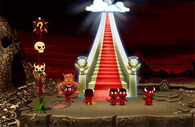 Arcade-Spiele: Lade Taschen - Teufel - Willkommen in der Hölle! auf dein Handy herunter