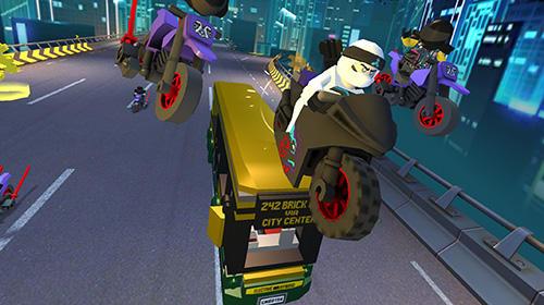 LEGO Ninjago: Ride ninja for Android