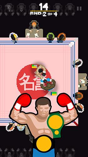 Undisputed champ Screenshot