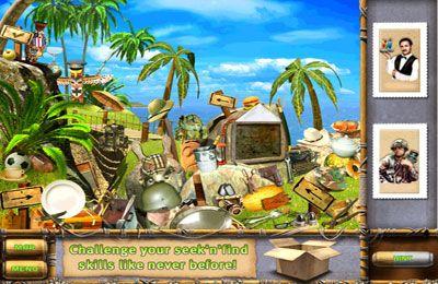 Los tesoros de la isla de los secretos para iPhone