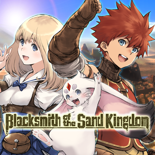 RPG Blacksmith of the Sand Kingdom Symbol