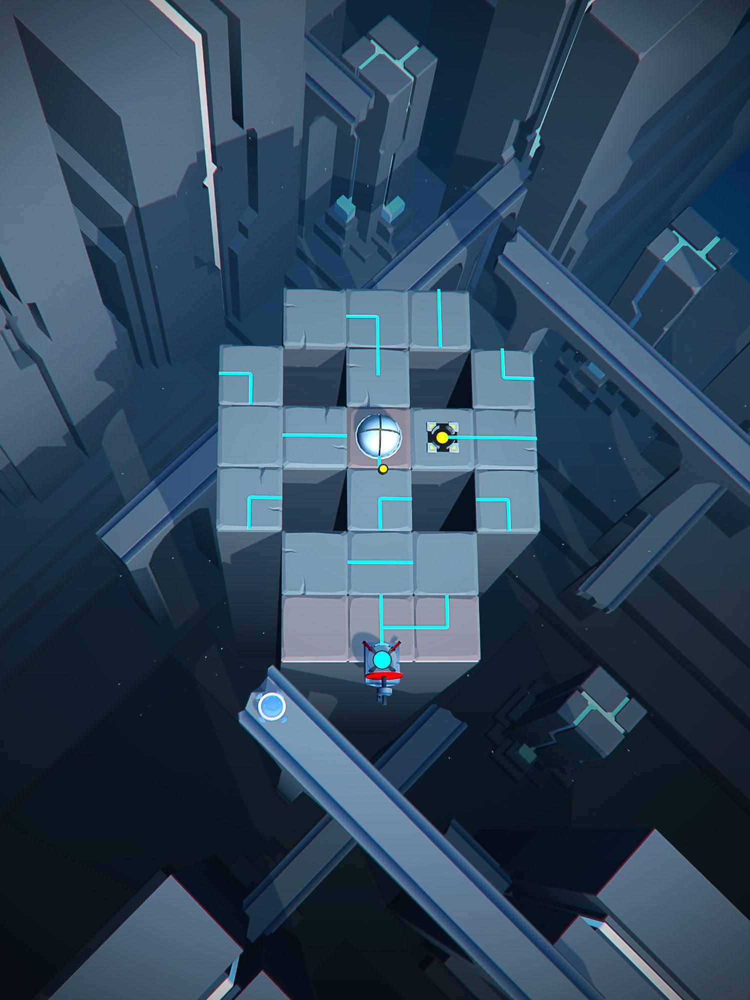 アンドロイド用ゲーム SPHAZE のスクリーンショット