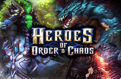 logo Helden von Ordnung und Chaos - Mehrspieler Onlinegame