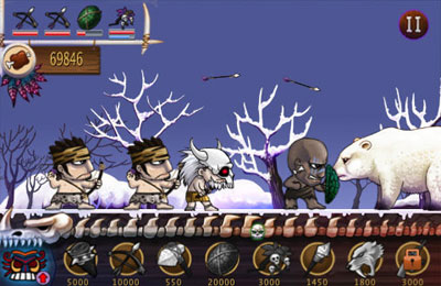 Mysterious Hunters for iPhone for free