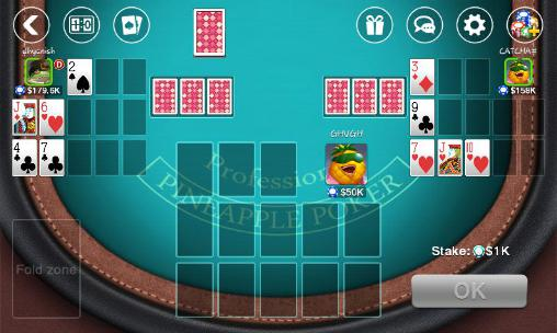 DH: Pineapple poker für Android