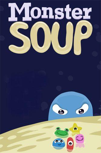 логотип Суп из монстров
