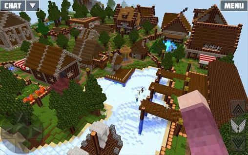 Screenshot Worldcraft 2 auf dem iPhone
