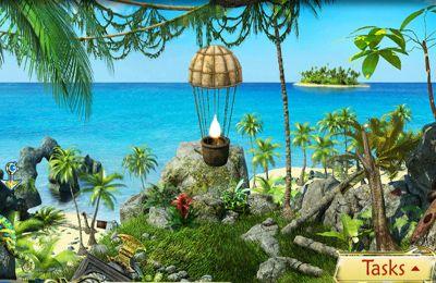 Geheime Mission: Die vergessene Insel für iPhone