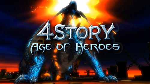 4Story: Age of heroes captura de pantalla 1