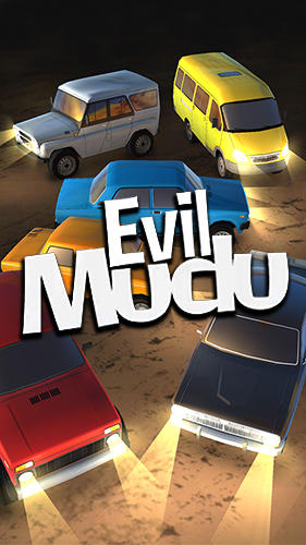 Evil Mudu: Hill climbing taxi Screenshot