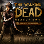 The walking dead: Season two ícone