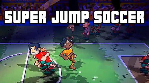Super jump soccer скріншот 1