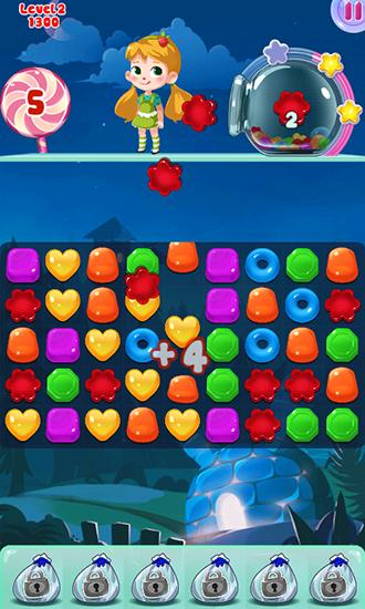 Jelly blast Screenshot-Spiel