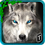 Ultimate wolf adventure 3D icono