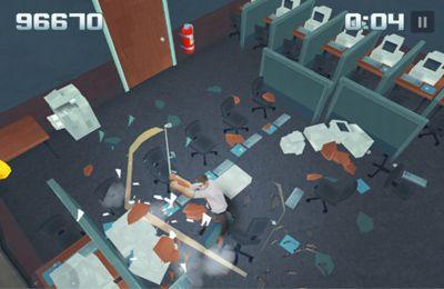 Action: Lade Zerstöre dein Büro auf dein Handy herunter