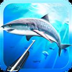 Spearfishing 3D Symbol