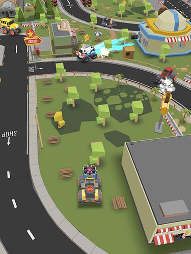 Monster truck.io Screenshot
