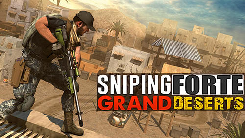 Sniping forte: Grand deserts captura de tela 1