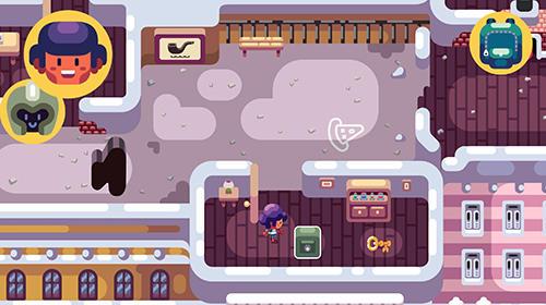 Arcade-Spiele Timo: The game für das Smartphone