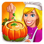 Chef town: Cook, farm and expand Symbol