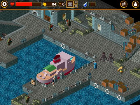 Screenshot Little big adventure on iPhone
